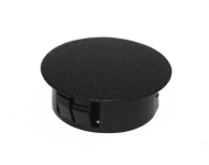 19mm-diameter-plastic-dome-cap-round-black