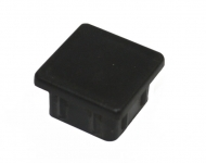25x25mm-square-plasticcap-black