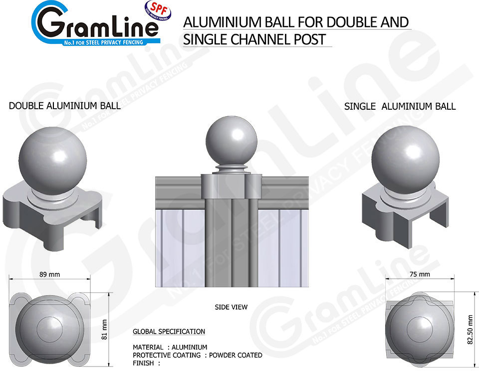 ALUM-BALLS-FOR-CHANNEL-POSTS-DATA-SHEET