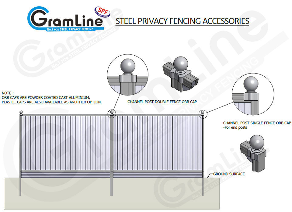 SPF-FENCE-PANEL-WITH-SLIMLINE-CHANNEL-POST-AND-ACCESSORIES