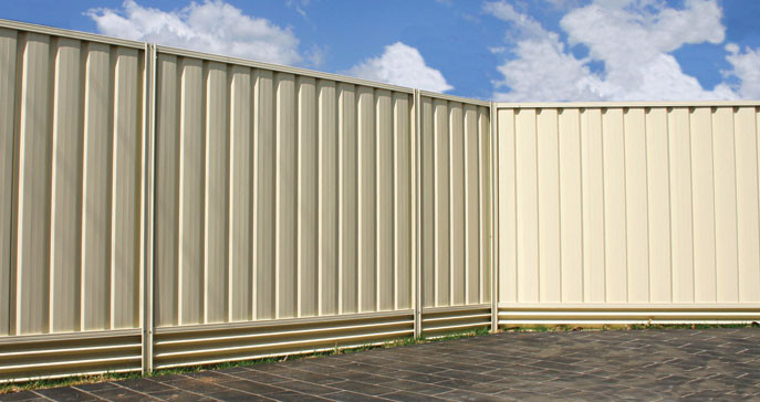 Colorbond Colorbond Fencing And Colorsealed 174 Fencing